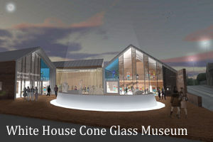 White House Cone Glass Museum