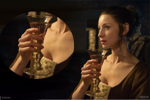 Film and TV Work (Photo from Starz: Outlander)