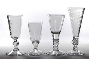 Late 17th century Glasses